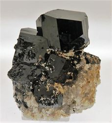 Picture of Schorl, (Erongo, Namibia.)