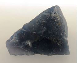 Picture of Blue Chalcedony, Namibia.
