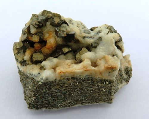 Picture of Pyrite (Otjizonjati Mine, Namibia)
