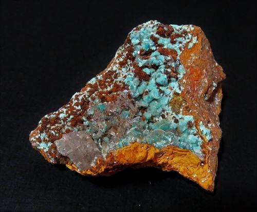 Picture of Aurichalcite (Durango, Mexico)