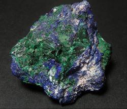 Picture of Azurite & Malachite (Tsumeb, Namibia)