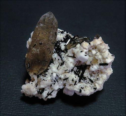 Picture of Quartz / Feldspar / Schorl (Erongo, Namibia)