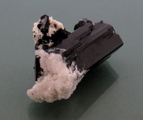 Picture of Schorl & Hyaline (Erongo, Namibia)