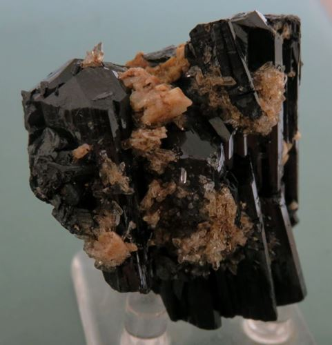 Picture of Schorl with Quartz (Erongo, Namibia)