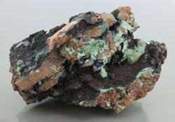 Picture of Libethenite (Kolwezi, D.R.C.)