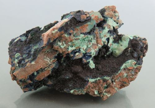 Picture of Libethenite (Kolwezi, D.R.C.)