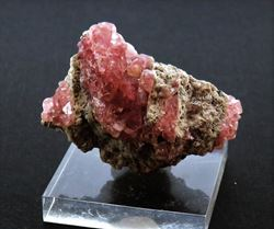 Picture of Smithsonite (Cobaltian) (Tsumeb, Namibia)