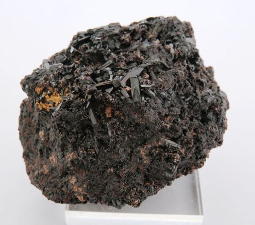 Picture of Manganvesuvianite (Kalahari Manganese Fields, South Africa)