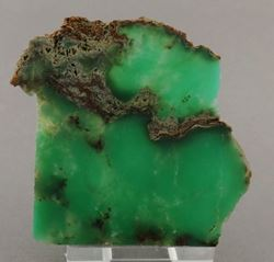 Picture of Chrysoprase (Queensland, Australia)