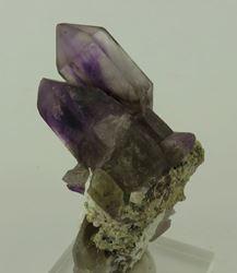Picture of Quartz var Amethyst (Gobobosep, Namibia)