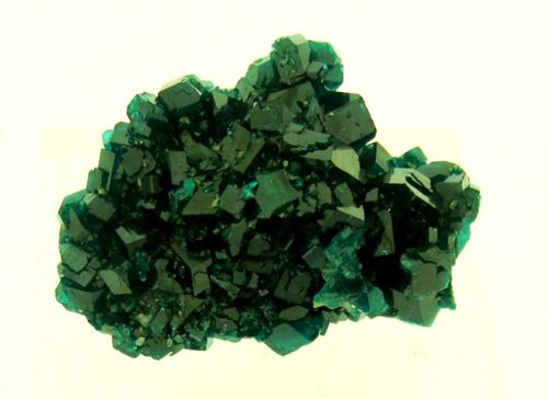 Picture of Dioptase (Tsumeb, Namibia)