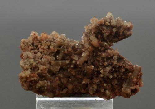 Picture of Quartz with Calcite (Tsumeb, Namibia)
