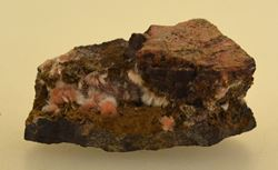 Picture of Bultfonteinite (Kalahari Maanganese Fields, South Africa)