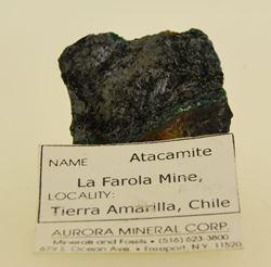 Picture of Atacamite (Chile)