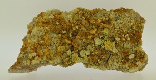 Picture of Mimetite (Tsumeb, Namibia.)
