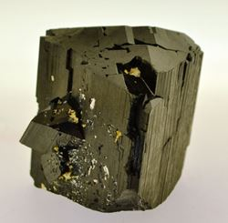 Picture of Black Tourmaline (Schorl) Namibia.