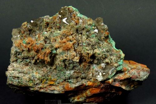 Picture of Cerussite, (Berg Aukas, Namibia)