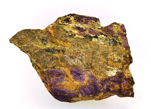 Picture of Purpurite (Sandamap, Namibia)