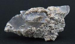 Picture of Gypsum (Kalahari Manganese Fields, South Africa)