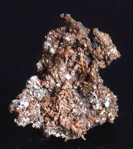 Picture of Native Copper (Tsumeb, Namibia)