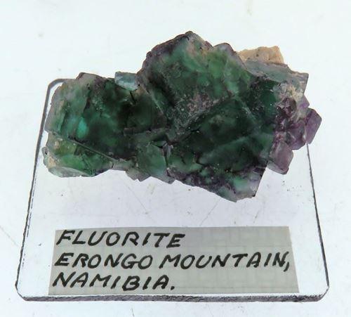 Picture of Fluorite (Erongo, Namibia)