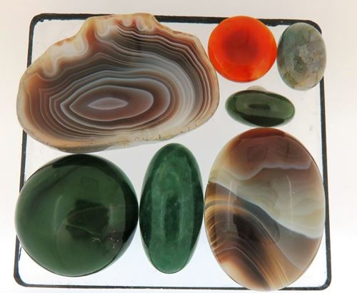 Picture of Agates (South Africa)