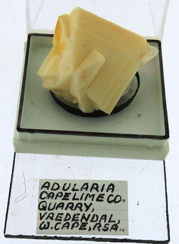 Picture of Adularia (Vanrynsdorp, South Africa)