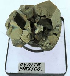 Picture of Pyrite (Mexico)