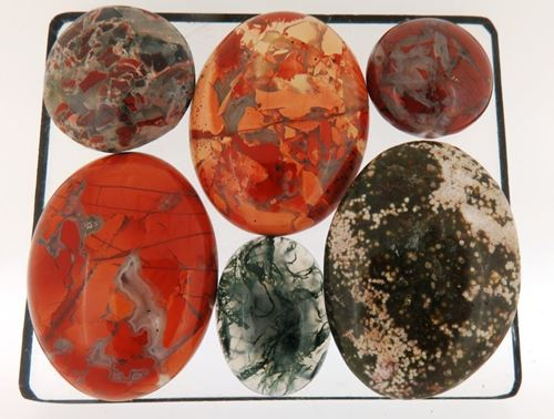 Picture of Jasper Cabochons, South Africa