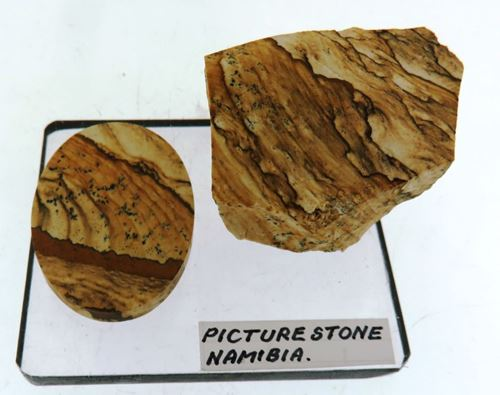 Picture of Picturestone (Ai-Ais, Namibia)