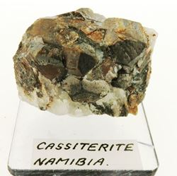 Picture of Cassiterite (Namibia)