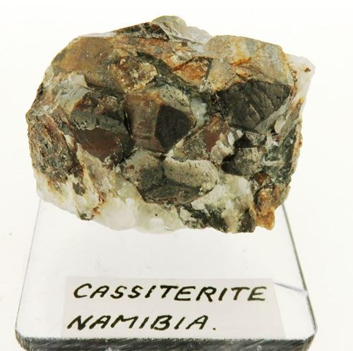 Picture of Cassiterite (Namibia)