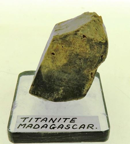 Picture of Titanite (Madagascar)