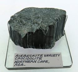 Picture of Riebeckite Var. Crocidolite (South Africa)