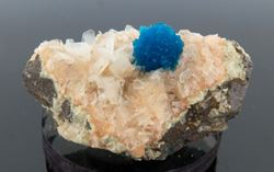 Picture of Cavansite (Bombay, India)