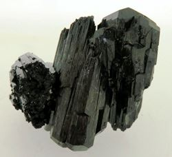 Picture of Black Tourmaline (Erongo, Namibia)