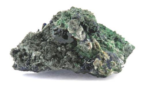 Picture of Azurite, Malachite etc. (Tsumeb, Namibia)
