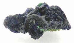 Picture of Azurite (Tsumeb, Namibia)
