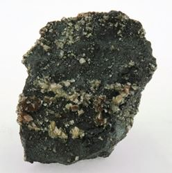 Picture of Calcite on Manganese (South Africa)