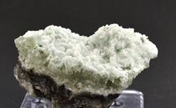 Picture of Tarbuttite with Hydrozincite (Namibia)