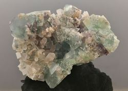 Picture of Fluorite with Quartz (Namibia)