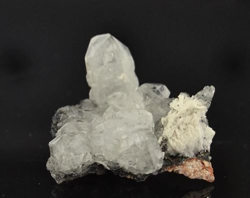 Picture of Calcite with Barite (South Africa)