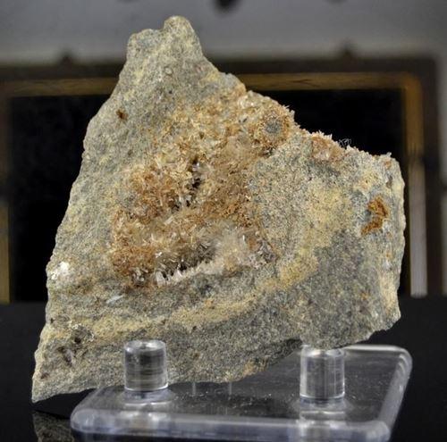 Picture of Natrolite (Aris, Namibia)