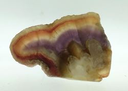 Picture of Fluorite slice (South Africa)