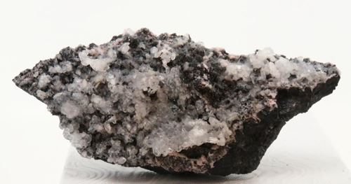 Picture of Calcite on Manganite (South Africa)