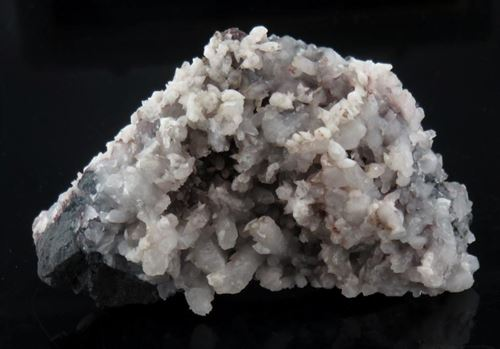 Picture of Calcite & Quartz (Kalahari Manganese Fields, South Africa)