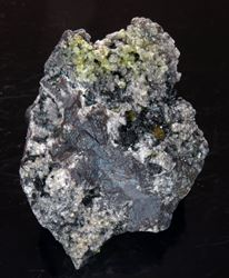 Picture of Calcite / Manganite / Sturmanite (South Africa)