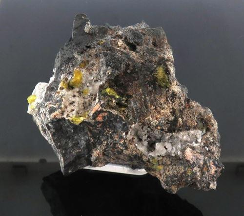 Picture of Ettringite & Calcite (South Africa)