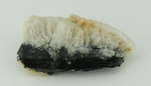 Picture of Black Tourmaline with Hyaline (Erongo, Namibia)