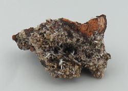 Picture of Bultfonteinite & Olmiite (Kalahari Manganese Fields, South Africa)